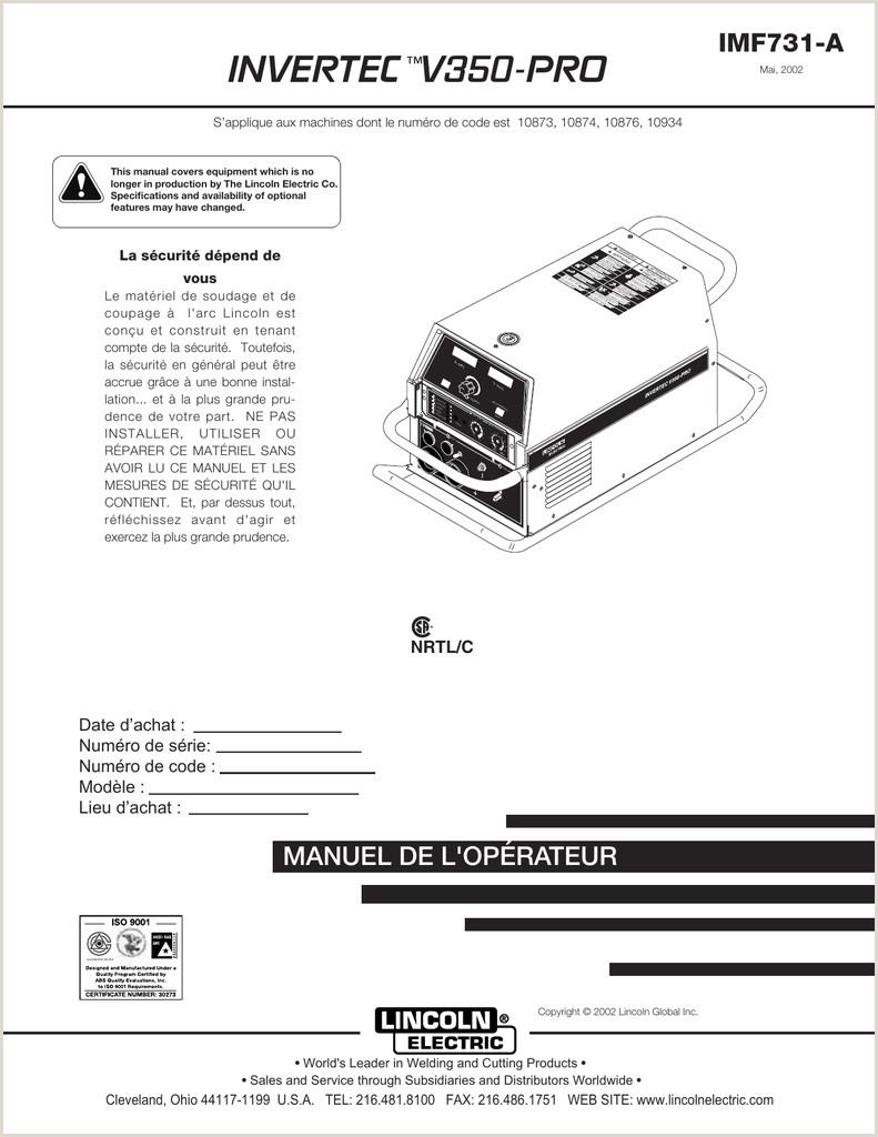 Fazer Um Curriculo Simples Online Invertec V350 Pro Lincoln Electric