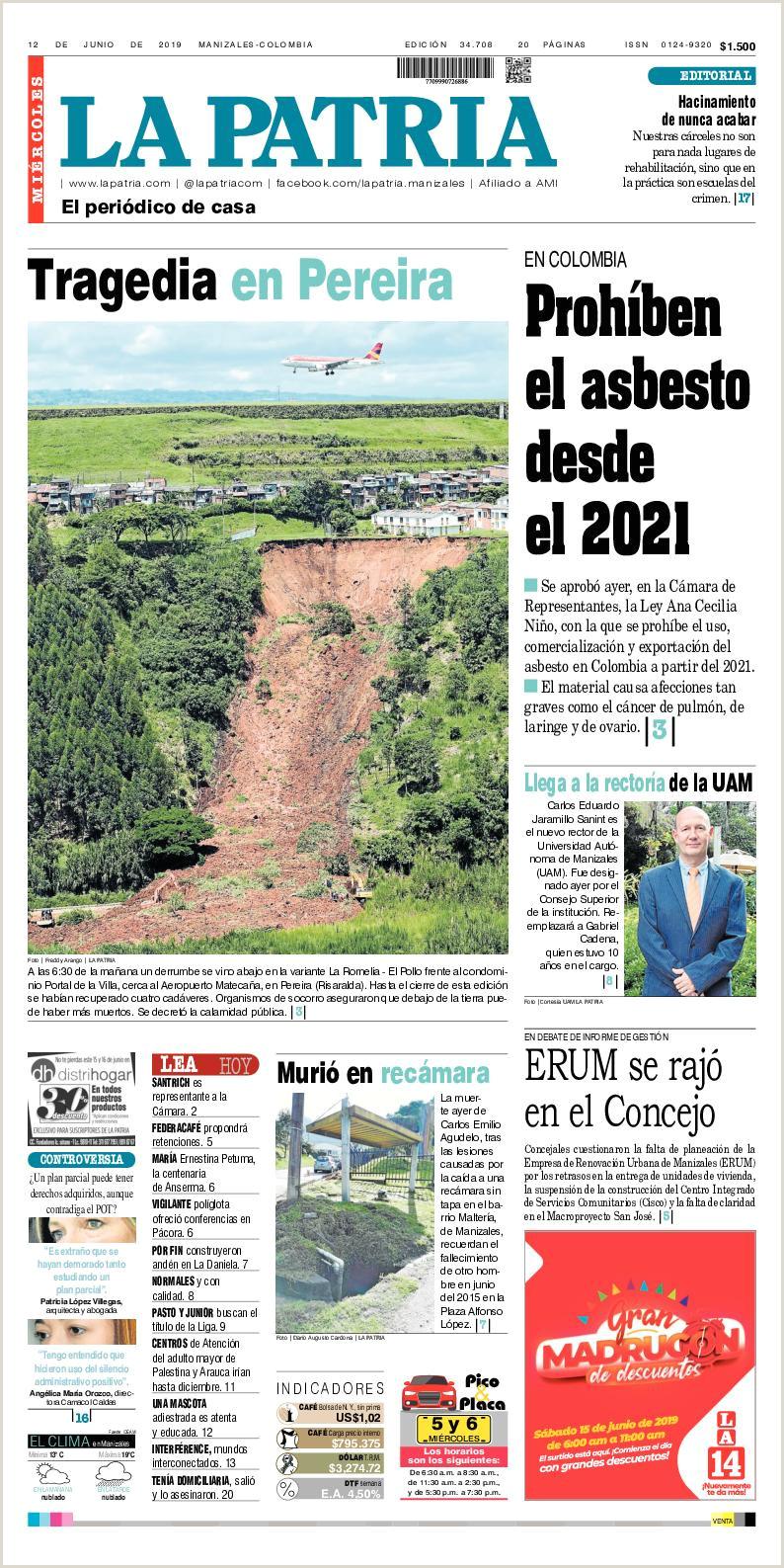 Fiduprevisora formato Unico De Hoja De Vida Bogota Calaméo Lapatria 12 06 2019