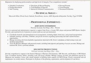 Production Resume Entertaining Tv Producer Resume