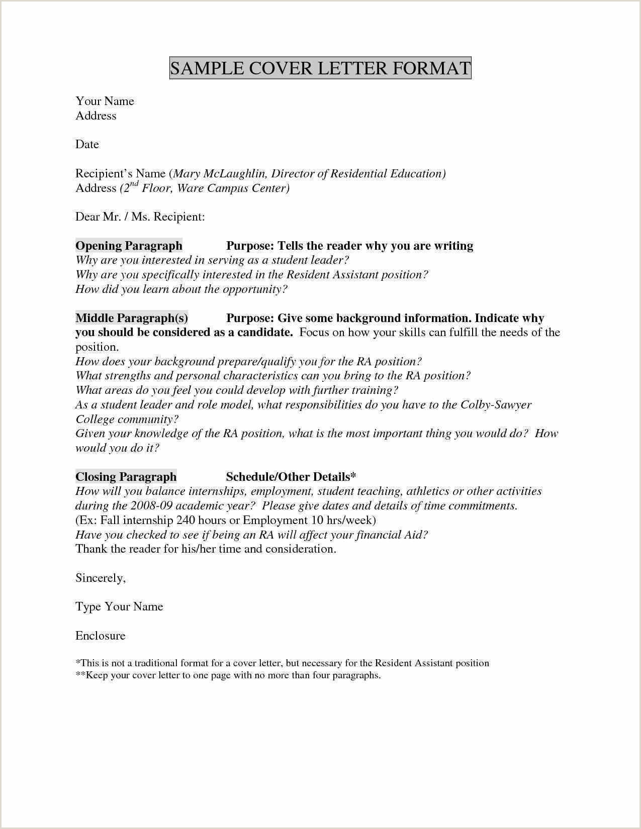 Financial Aid Advisor Cover Letter Cover Letter for Education Administration New Administrative