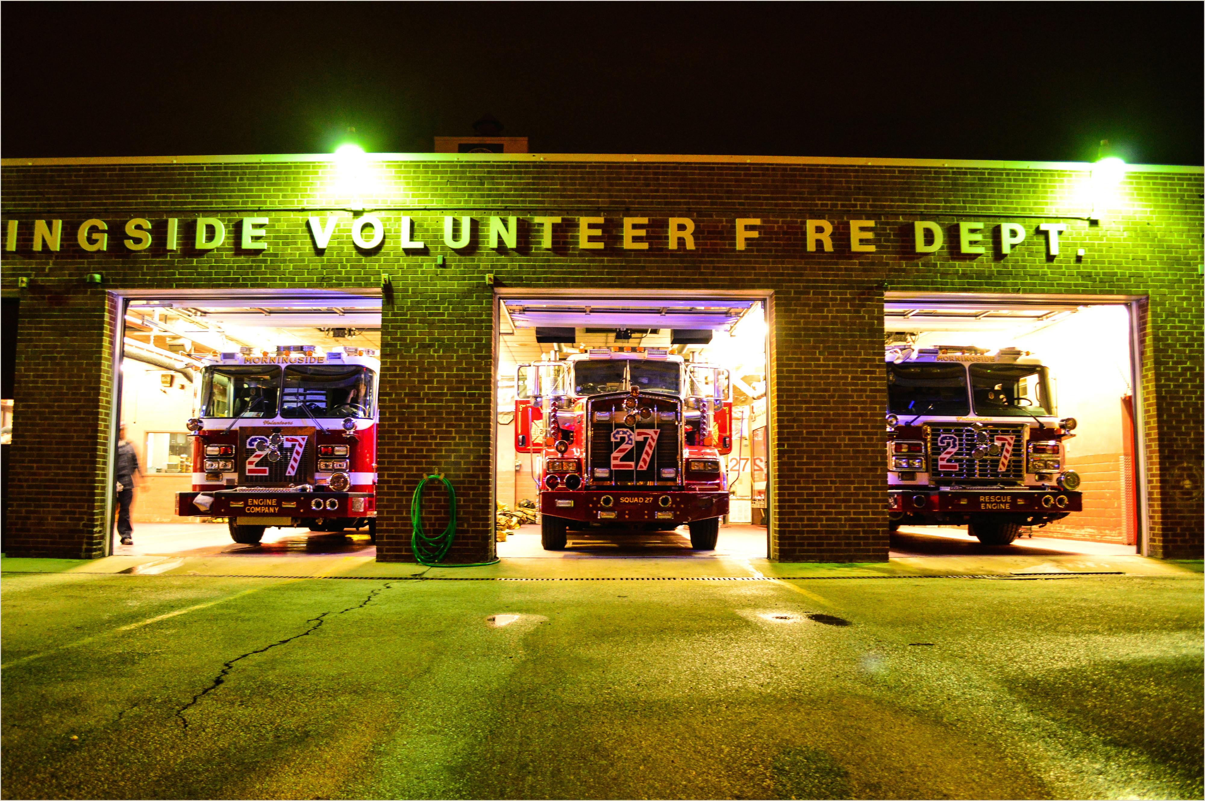 Morningside Volunteer Fire Department Co 27 Fire Rescue
