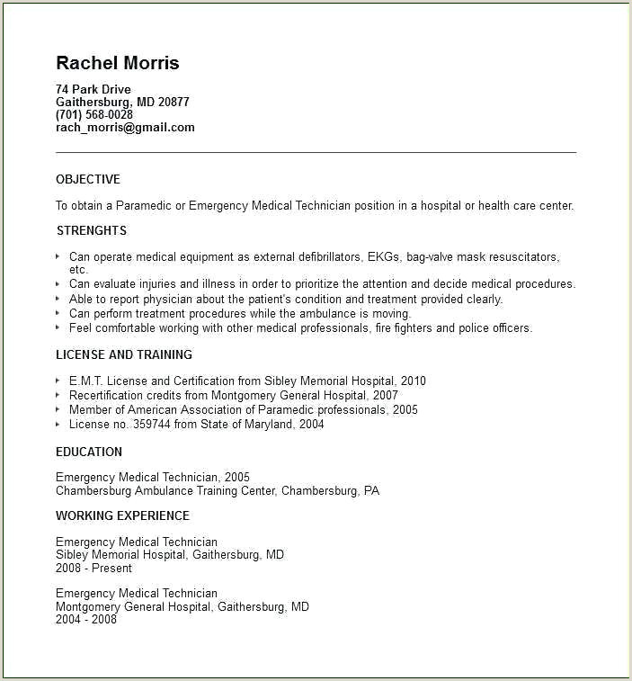 firefighter resume template – growthnotes