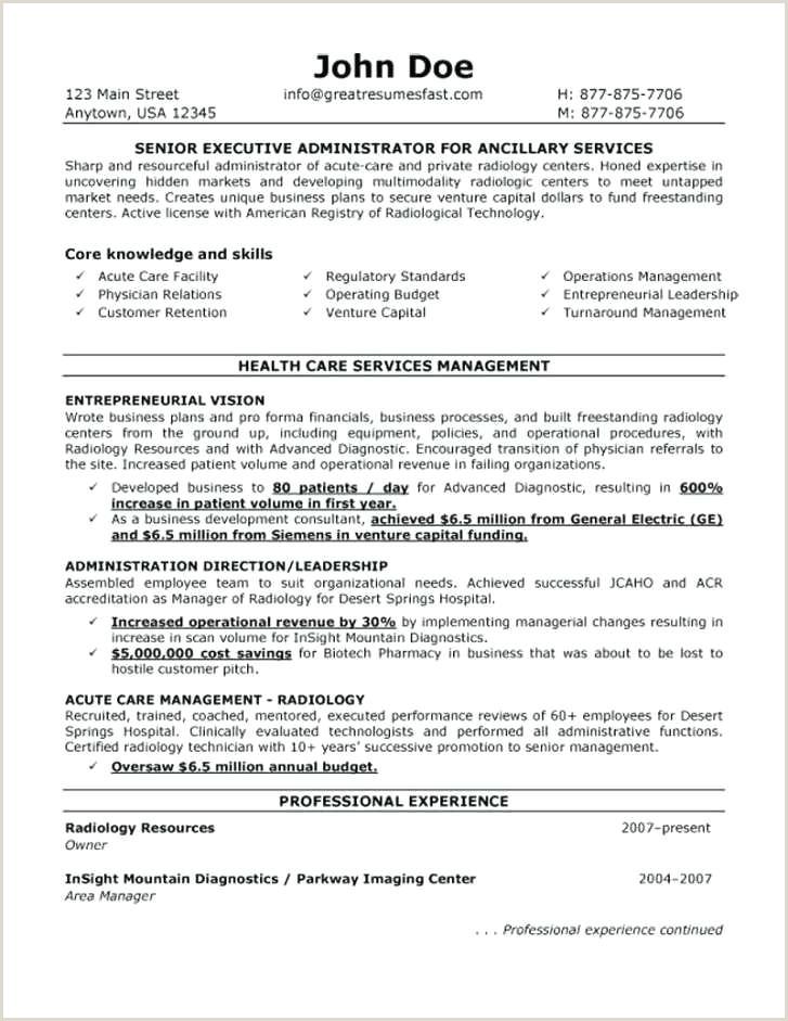 paramedic resume template