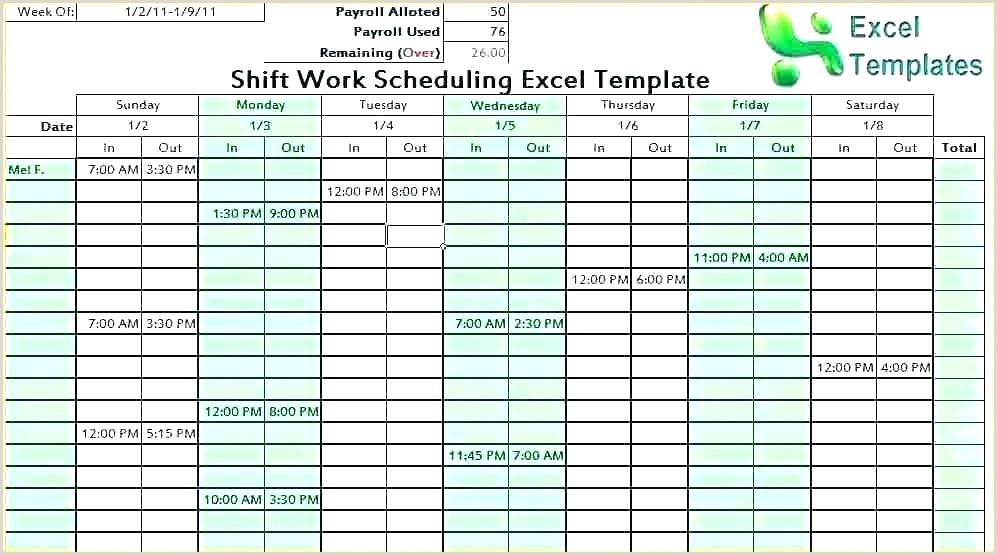 shift calendar maker – infst