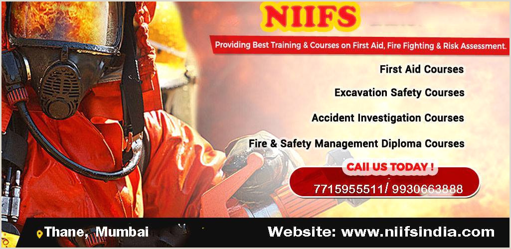 Fire Instructor Evaluation form Niifs Nobel Institute Industrial Fire Engineering Safety