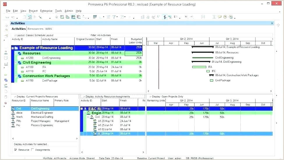 Five Year Plan Template Excel software Maintenance Plan Template