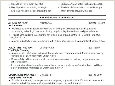 Best Flight attendant Resume Luxury Flight attendant Duties