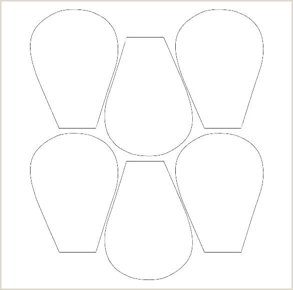 petal shape template – peam