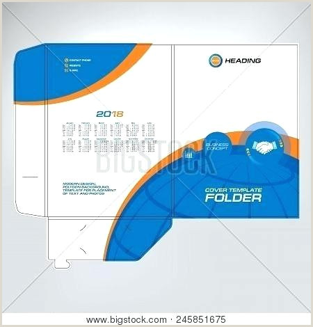 folder layout template
