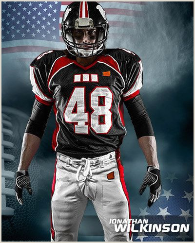 "Football ""Patriotic"" Custom Templates"