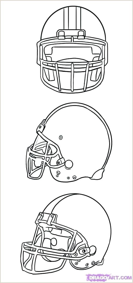 Football Helmet Design Template Template Of A Football – Claff
