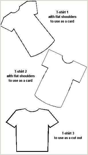 t shirt card template