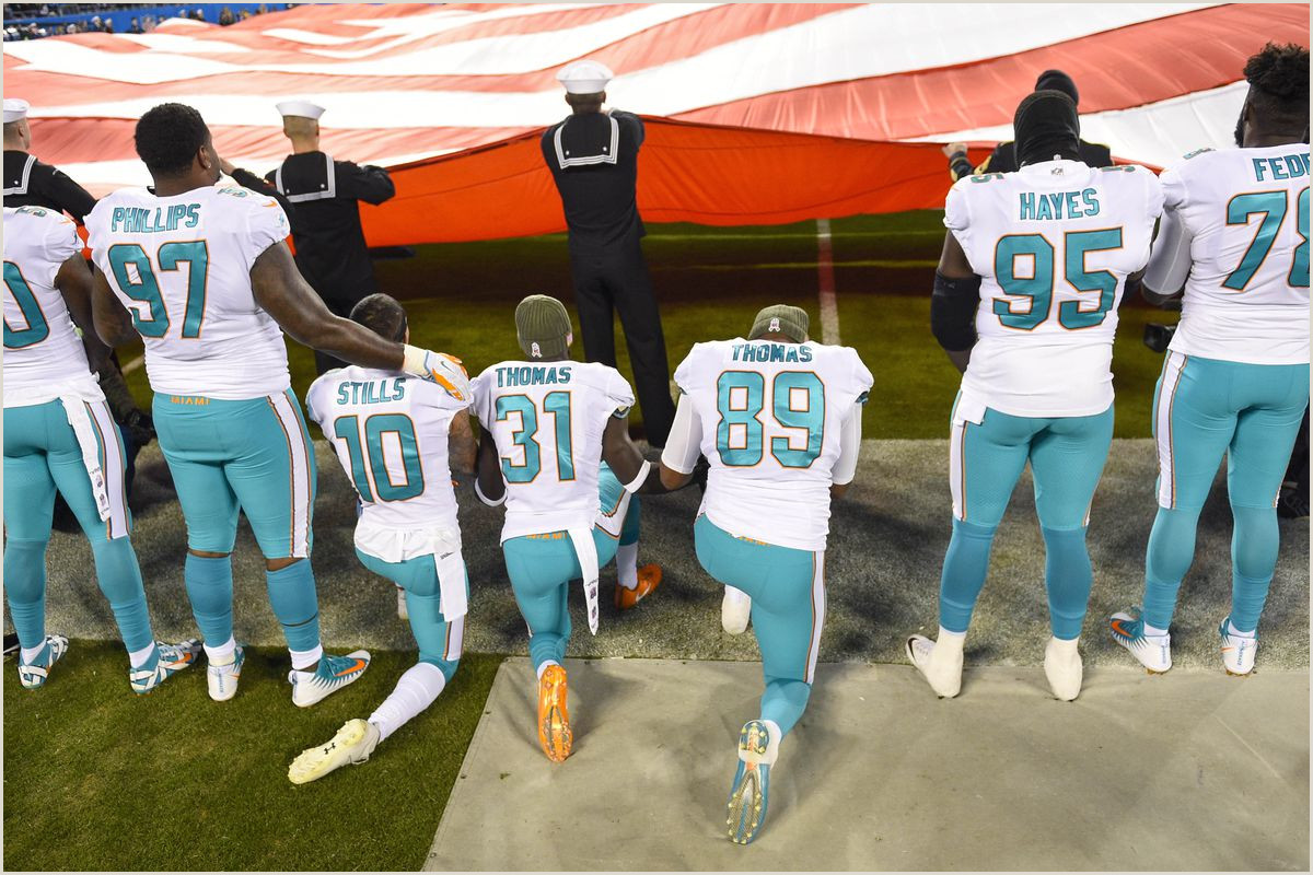 Football Program Cover Ideas Nfl Owners Reach Promise About National Anthem Protests