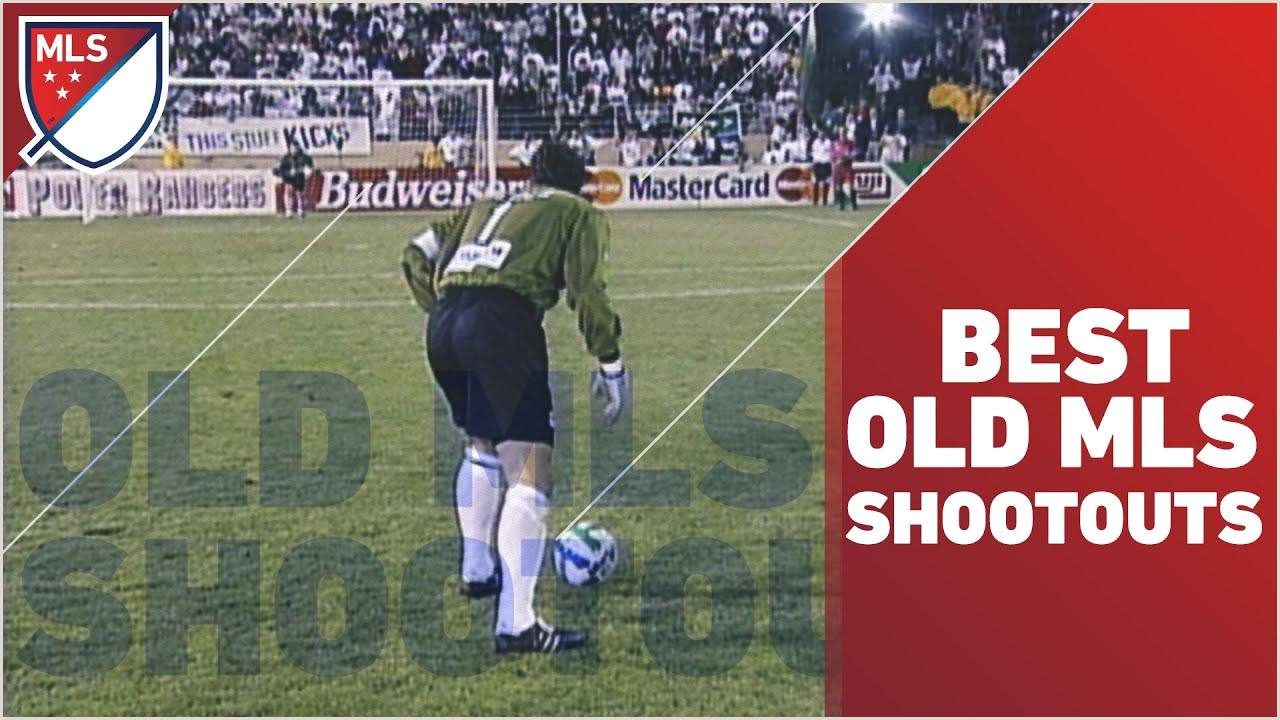 Best Old School MLS Shootouts