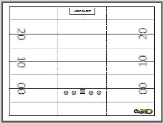 Football Play Drawing Template at PaintingValley
