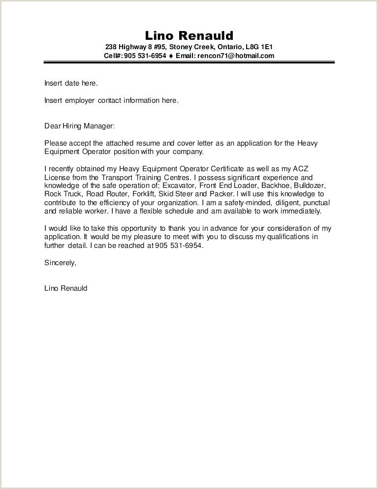 Forklift Operator Cover Letter Grader Sample Resumes – Dstic
