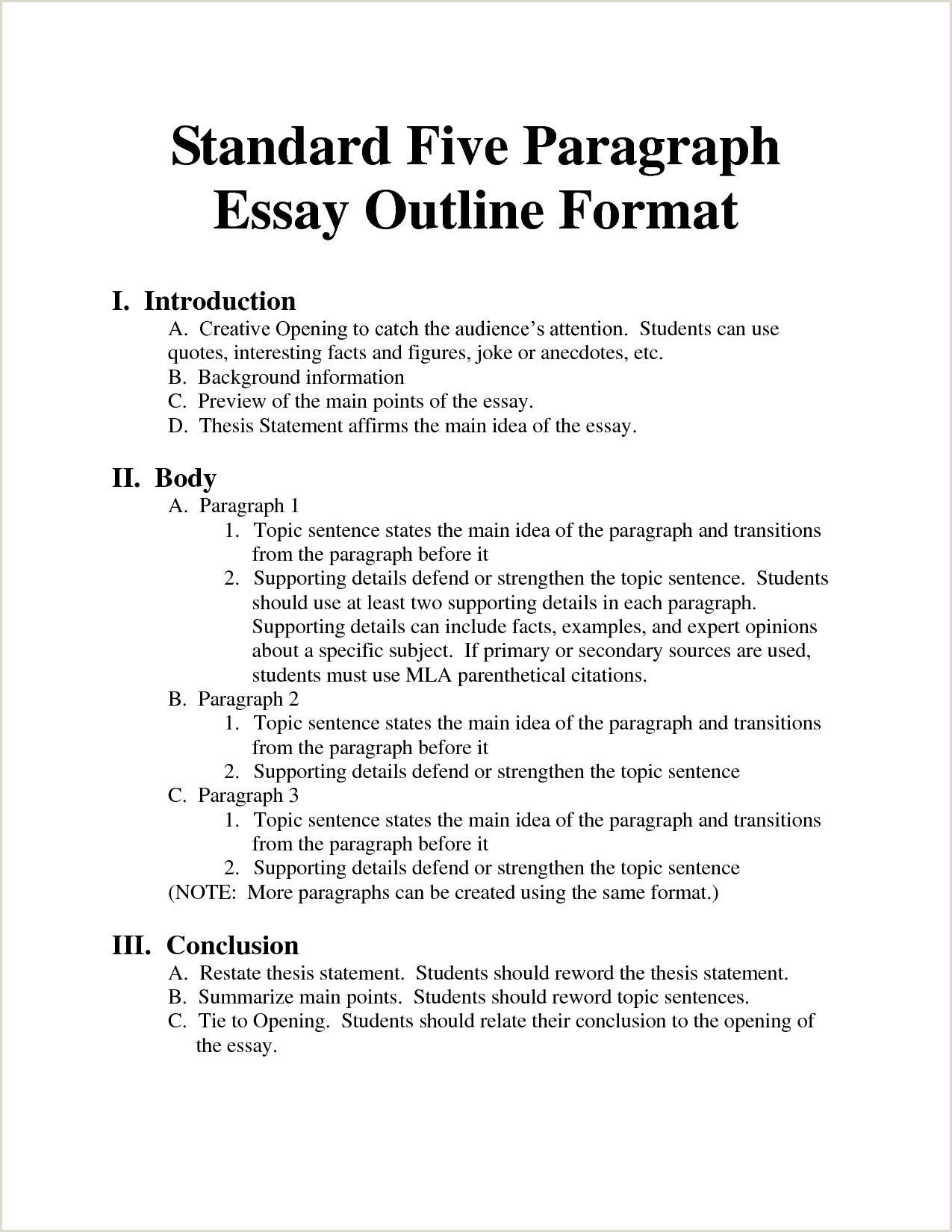 standard format for essay Sadafrpentersdaughter