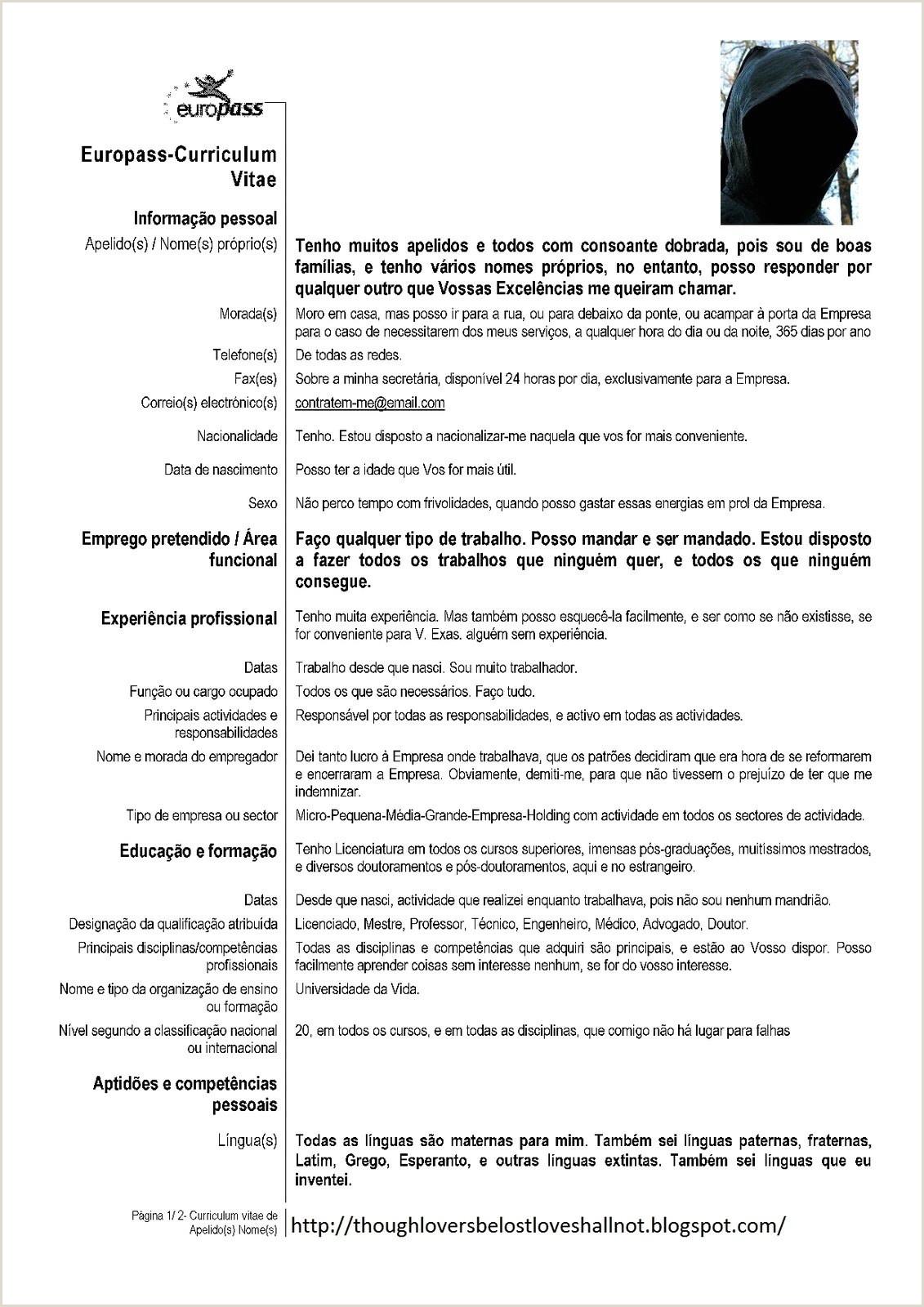 Formato Curriculum Vitae Para Rellenar Word Curriculum Vitae Plantilla Word Para Rellenar