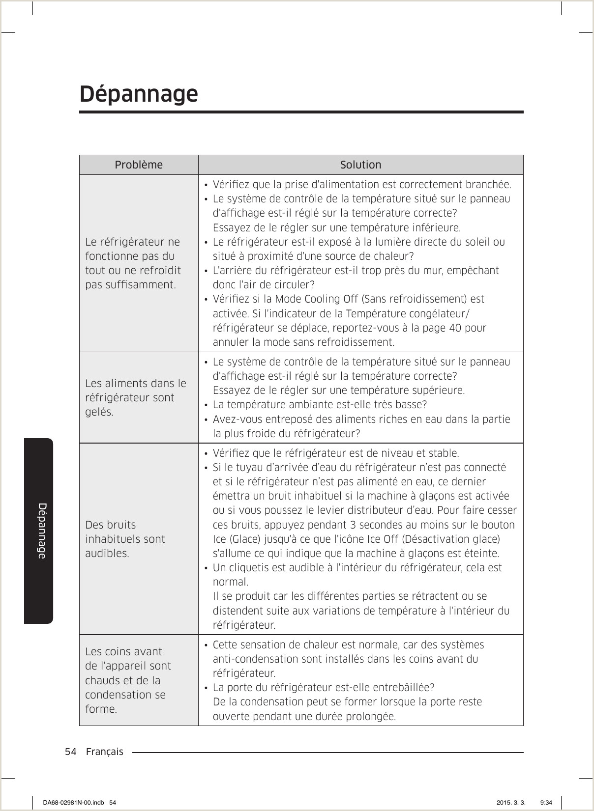Samsung DA68 N 00db Manual Rev 04 USER AA SSEDA DROP IN
