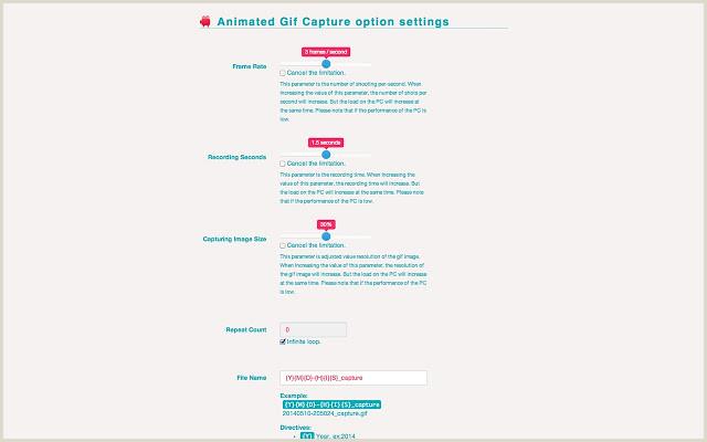 Formato De Hoja De Vida atractiva Animated Gif Capture Chrome Web Store