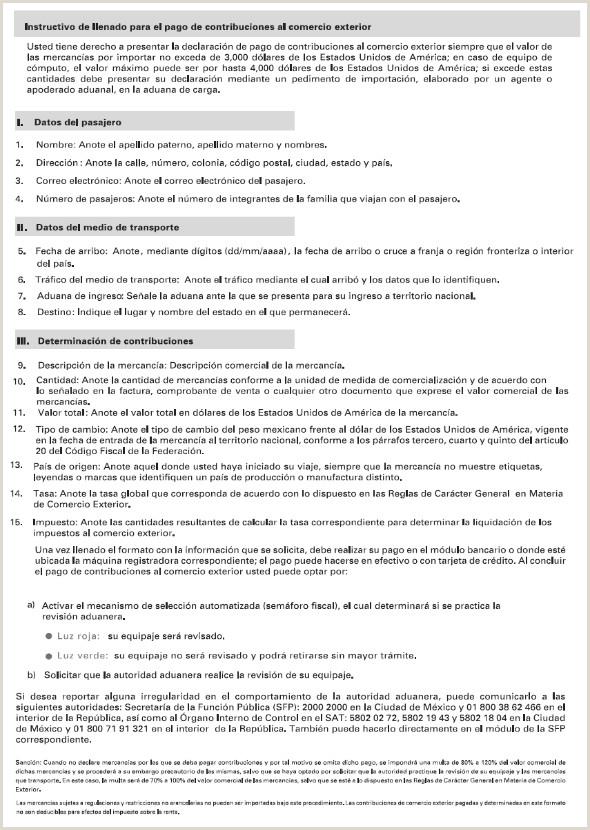 Formato De Hoja De Vida Auxiliar Contable Dof Diario Icial De La Federaci³n