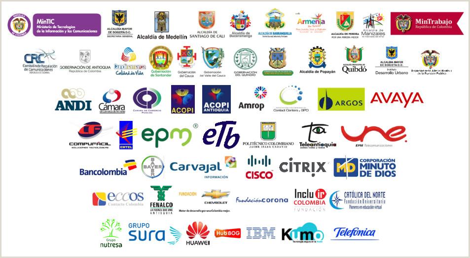Formato De Hoja De Vida Bancolombia Empresas Pºblicas Y Privadas Firmantes Del Pacto Teletrabjo