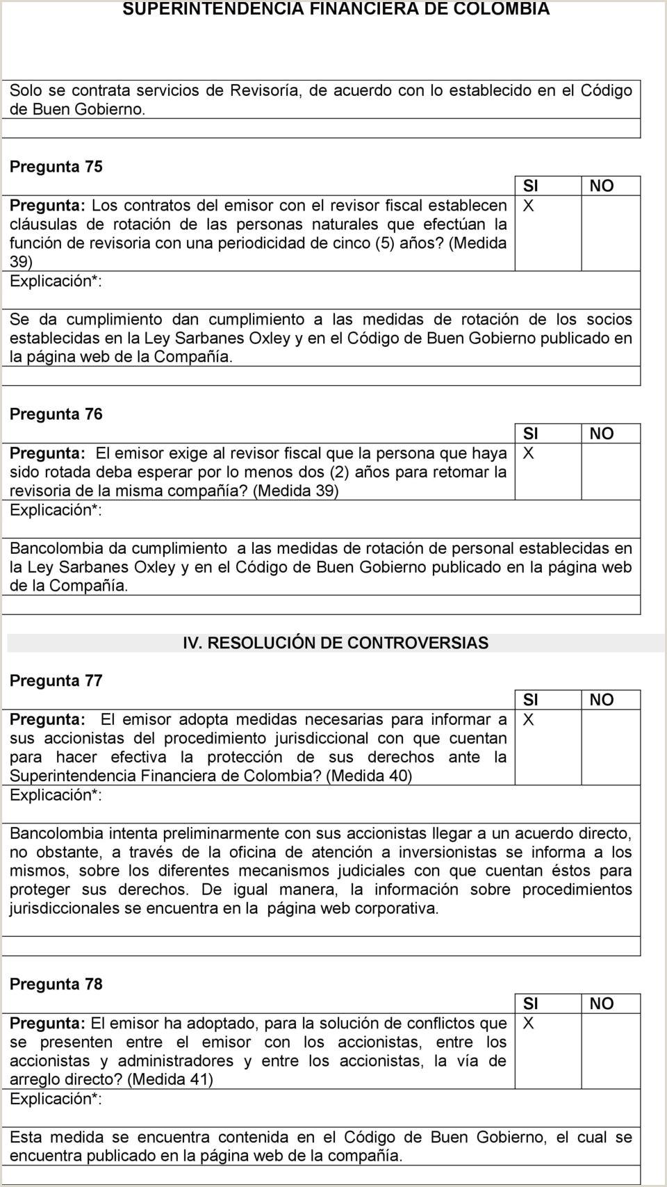 SUPERINTENDENCIA FINANCIERA DE COLOMBIA PDF