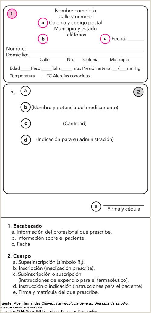 Prescripci³n