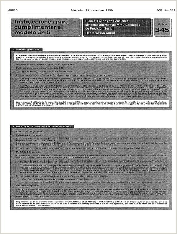 Formato De Hoja De Vida Bien Presentada orden De 22 De Diciembre De 1999 Por La Que Se Aprueba El