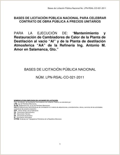 """Formato De Hoja De Vida Brigadista Para La Ejecuciƒ""""n De ¢€Å""""mantenimiento Y Ref Pemex"""