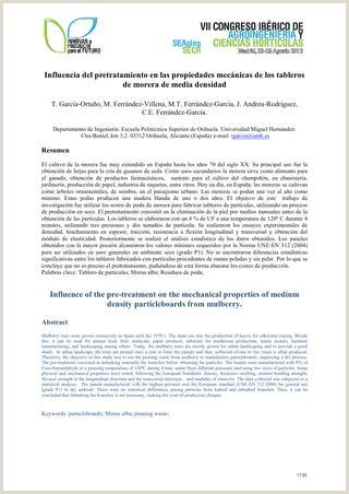 Formato De Hoja De Vida Colombia Libro Actas Vii Congreso Ibérico Agroingeniera Y Ciencias