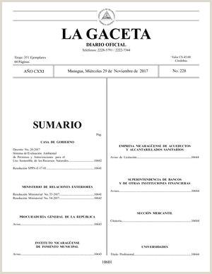 Calaméo Gaceta No 228 Miércoles 29 De Noviembre De 2017
