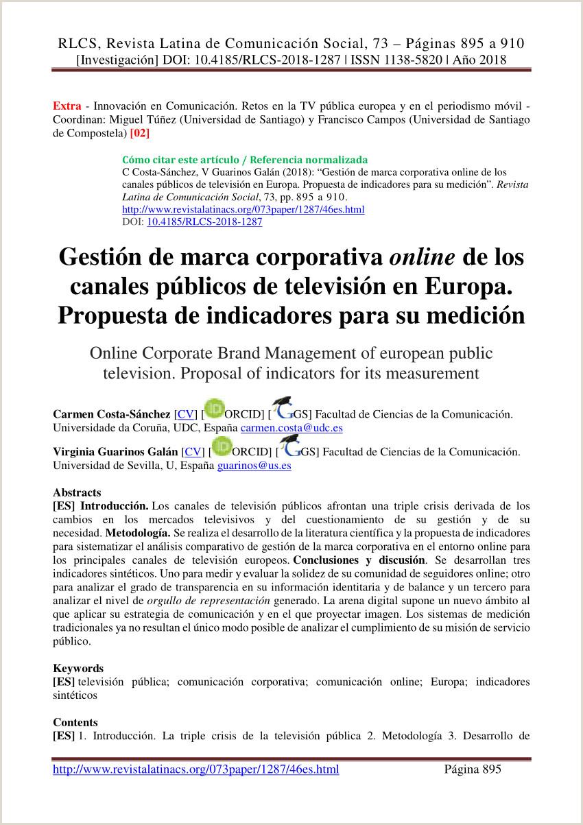 PDF Gesti³n de marca corporativa online de los canales