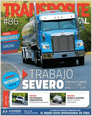 Revista Transporte Total Nº 86 Enero 2018 by RS Chile issuu