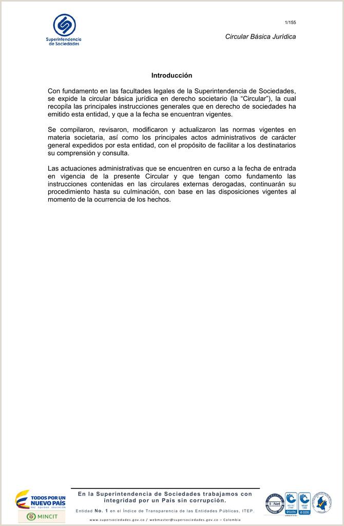 Formato De Hoja De Vida Dafp Persona Juridica Circular Basica Juridica Vers Public