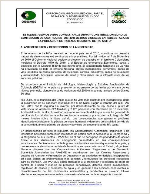 Formato De Hoja De Vida Dafp Persona Juridica Estudios Previos Codechoco