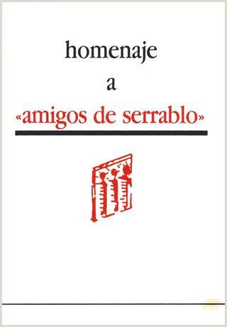 Homenaje a Amigos de Serrablo by Diputaci³n Provincial de