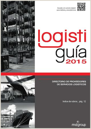 Logistigu­a 2015 by MD Group issuu