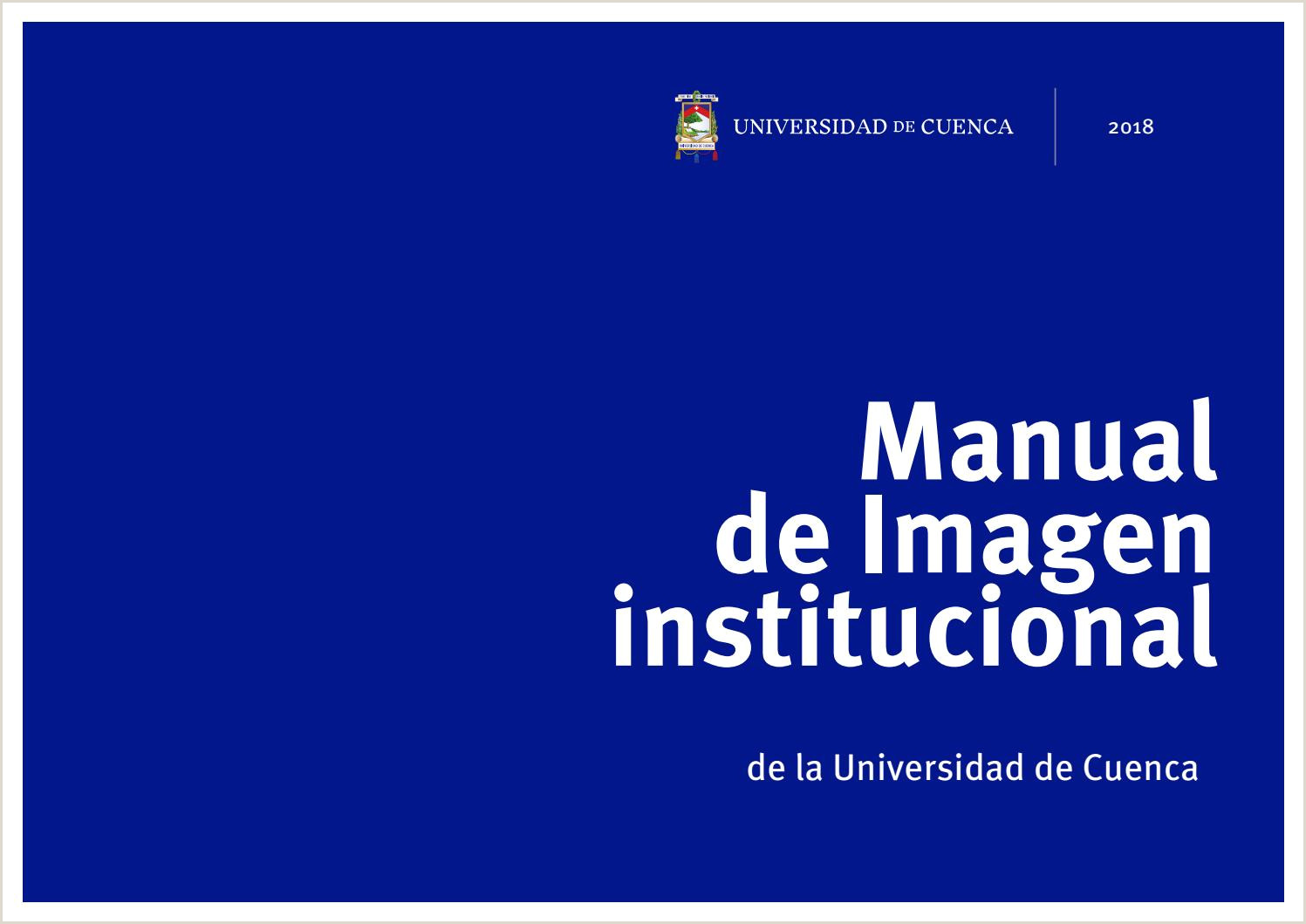 Manual de Imagen Institucional by unicaci³n Universidad