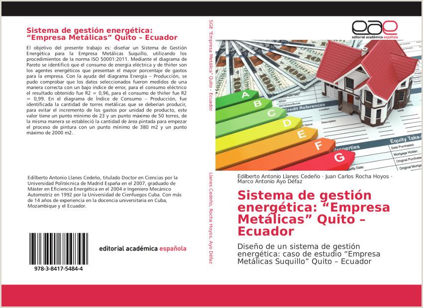 """Formato De Hoja De Vida Ecuador Pdf Sistema De Gesti³n Energética """"empresa Metálicas"""