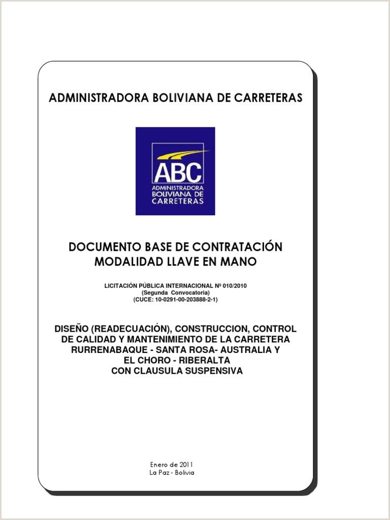 Formato De Hoja De Vida En Bolivia Abc Carretera Rurrenabaque Riberalta1232