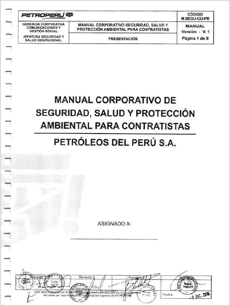 03 Manual Corporativo SST Para Contratistas M 040 pressed