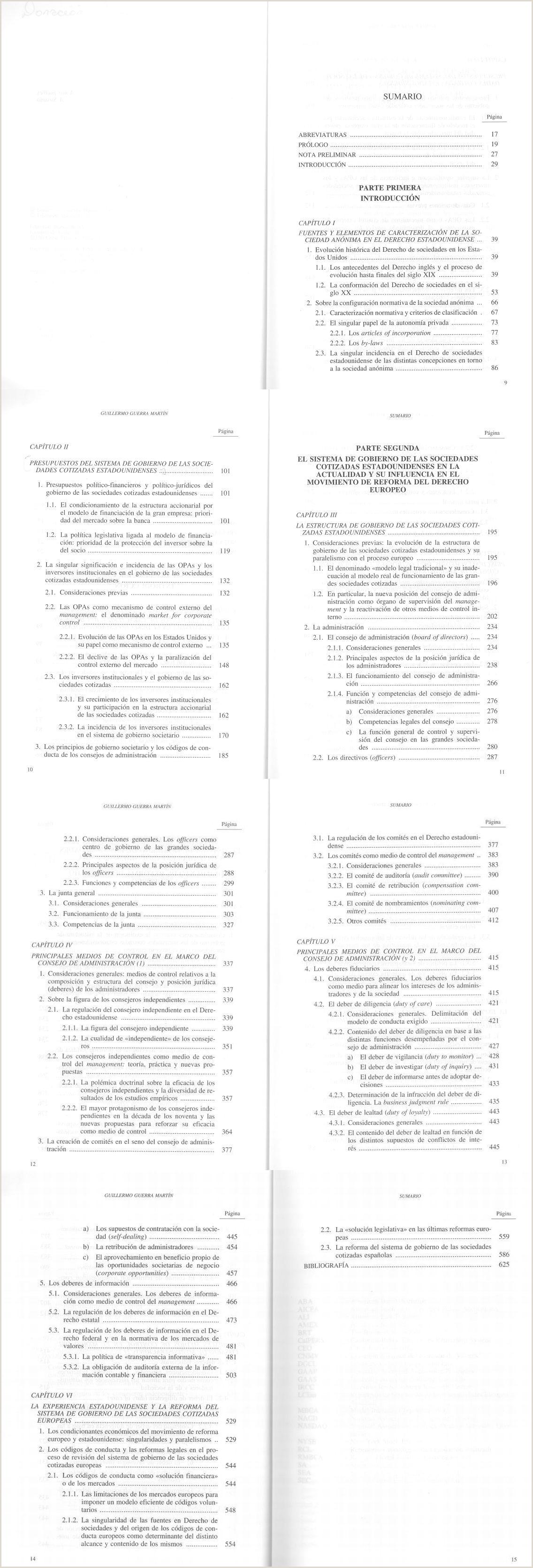 Formato De Hoja De Vida España Search Results for Revista De Derecho