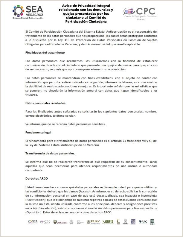 Formato De Hoja De Vida Estudiantil Instituto Veracruzano De Acceso A La Informaci³n Y De