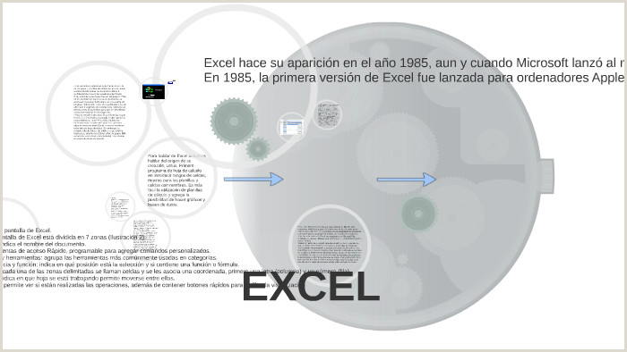 EXCEL by oumy dily on Prezi