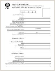 formato de informaci³n hojas de vida – docentes