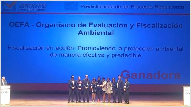 Organismo de Evaluaci³n y Fiscalizaci³n Ambiental OEFA