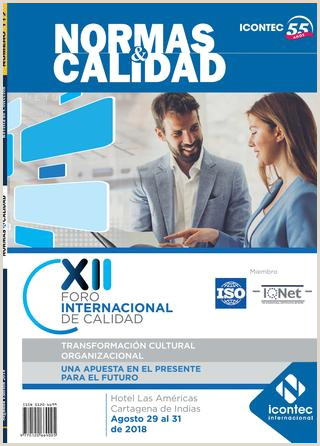 Formato De Hoja De Vida Icontec 2018 Revista normas Y Calidad 117 by Icontec Internacional issuu