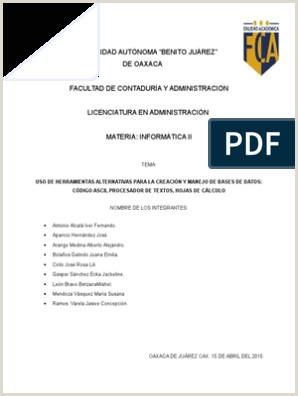 """Formato De Hoja De Vida Internacional Antologia Uso De Alternativas Para La Creaci""""n Y Manejo De"""