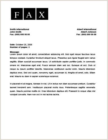 Formato De Hoja De Vida Juvenil 29 Plantillas De Hoja De Portada De Fax Imprimible Gratis